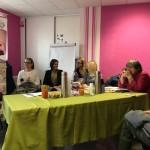 Pracovné stretnutie s členmi Študentského parlamentu v Považskej Bystrici