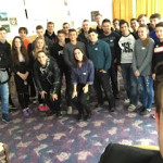 Školenie členov žiackej školskej rady na SOŠ v Starej Turej